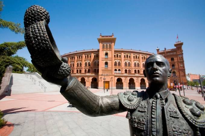 Arena de touros de Las Ventas, Madri, Espanha