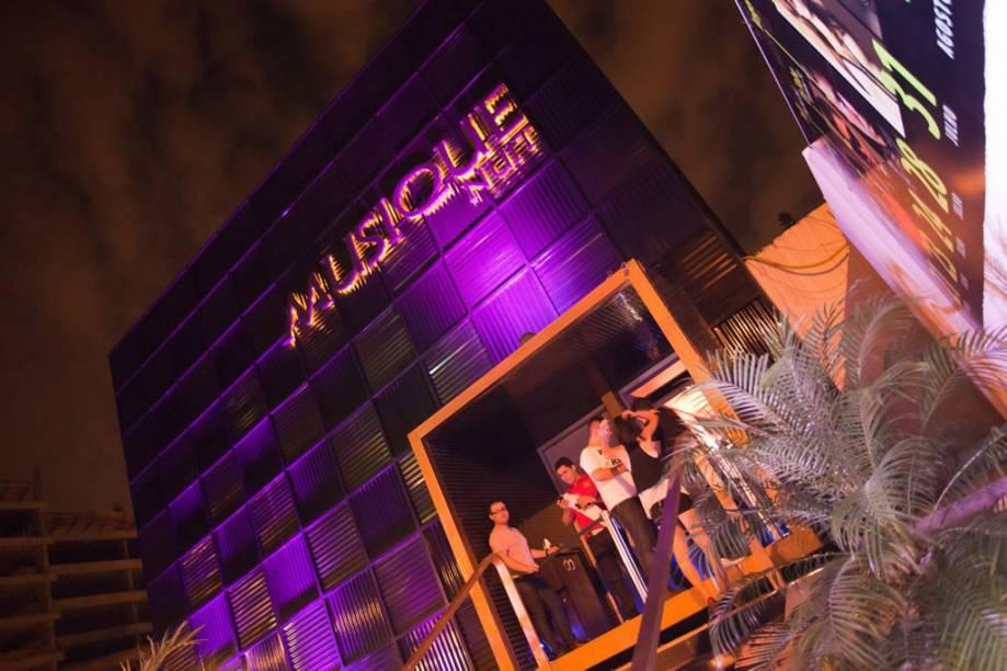 Casa noturna Musique Nuit em Manaus, Amazonas