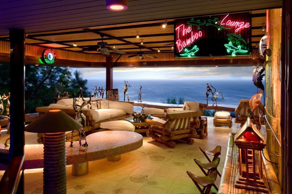 Mandalay Estate Bamboo Lounge