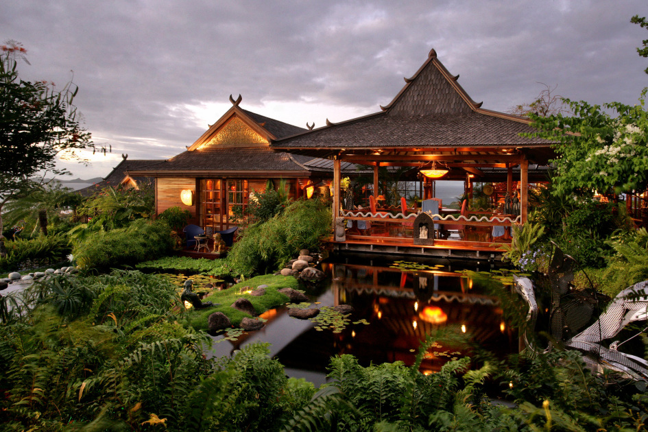 Mandalay Estate Exterior