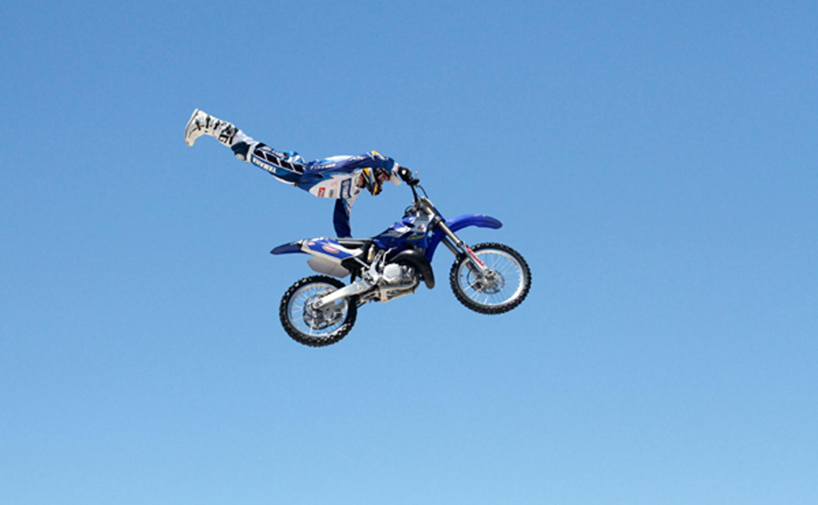 Jorge Negretti motocross