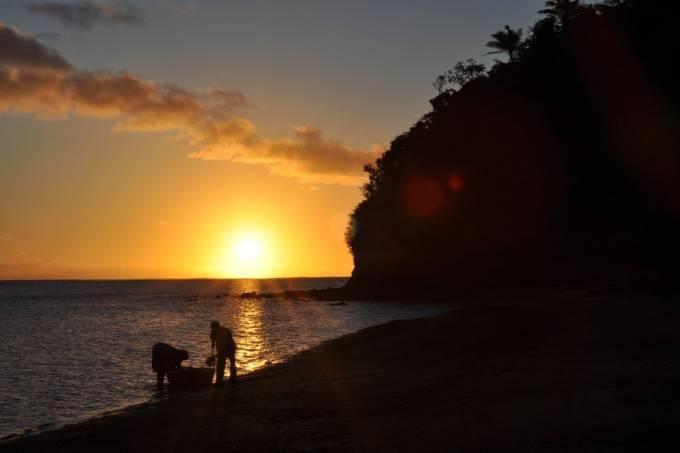 Matanivusi Beach, Fiji