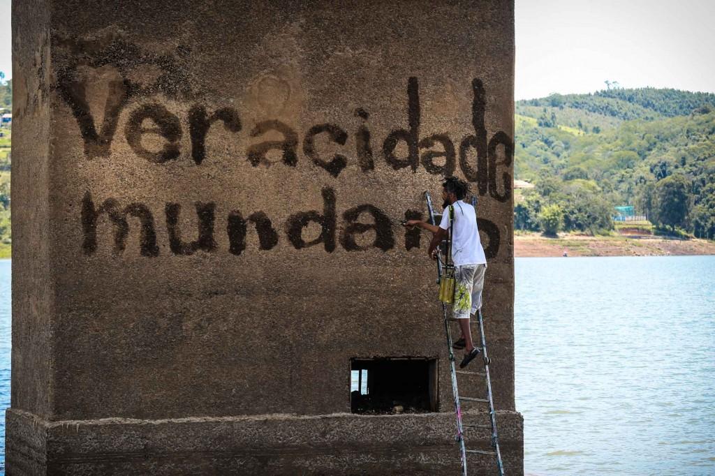 Mauro em ação / FOTO André D'Elia