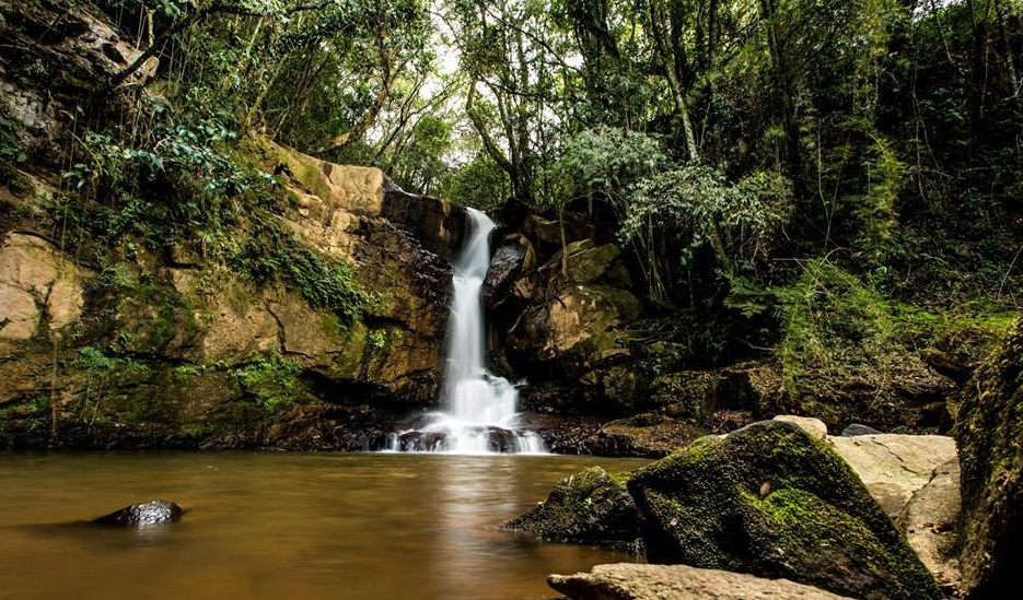 A Cachoeira do Mergulho / Marcel Favery (Divulgação)