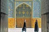 Mesquita Imã Khomeini, em Isfahan, no Irã