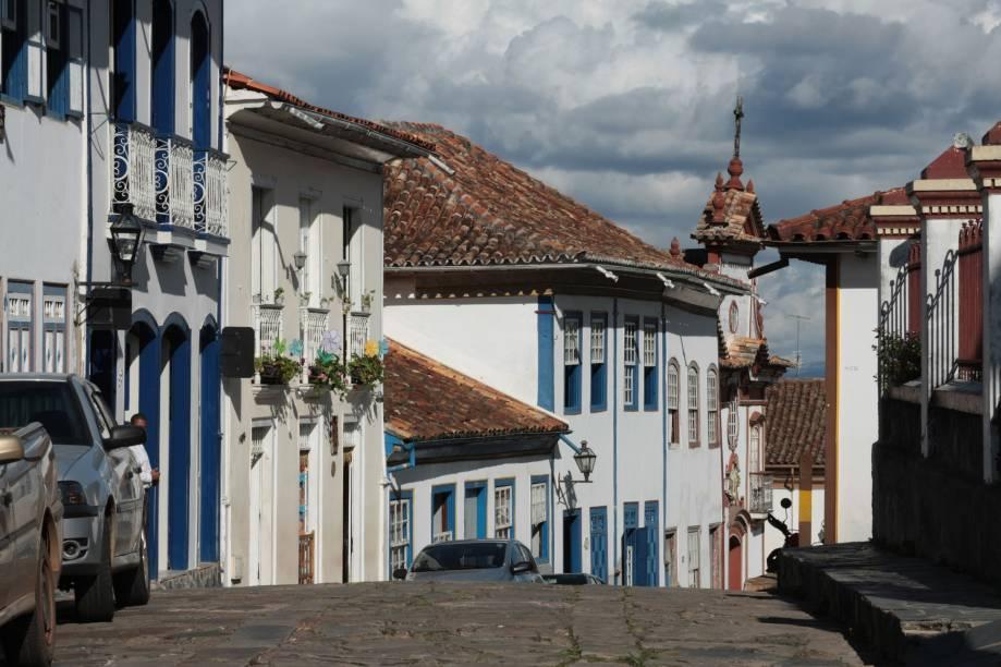 Declarada Patrimônio da Humanidade pela UNESCO, Diamantina (MG) tem um belo Centro Histórico com muitas construções preservadas