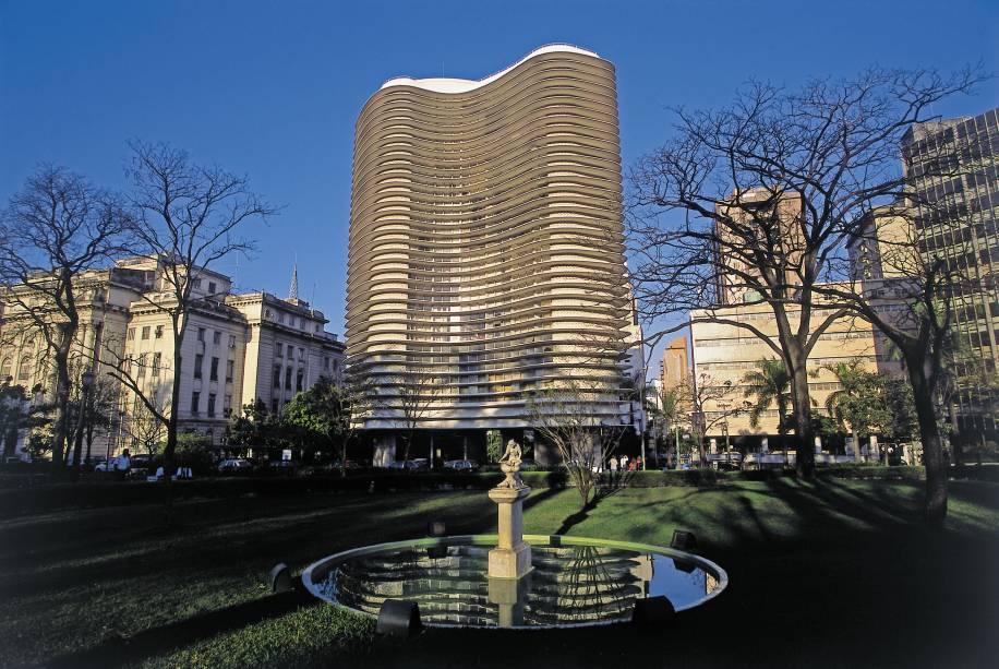 Antiga sede do governo, a Praça da Liberdade tornou-se o centro da cultura da cidade em 2010. Com edifícios do século 19 convertidos em museus, é o pedaço mais vibrante da cidade de Belo Horizonte (MG)