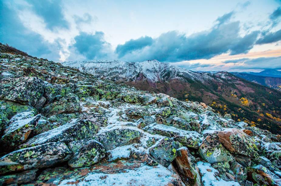 Os belos cenários da região de Aspen, que fica lotada durante a alta temporada de inverno