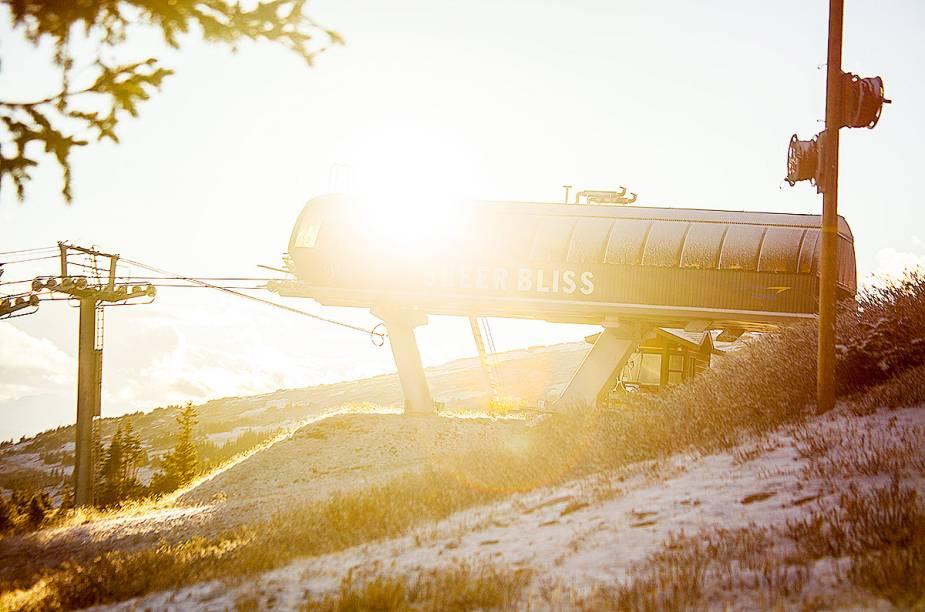 Para quem curte praticidade, há bons hotéis nas proximidades das pistas de esqui de Aspen-Snowmass