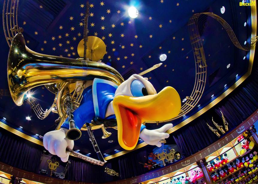 Mickeys Philarmagic, no Magic Kingdom, Walt Disney World Resort