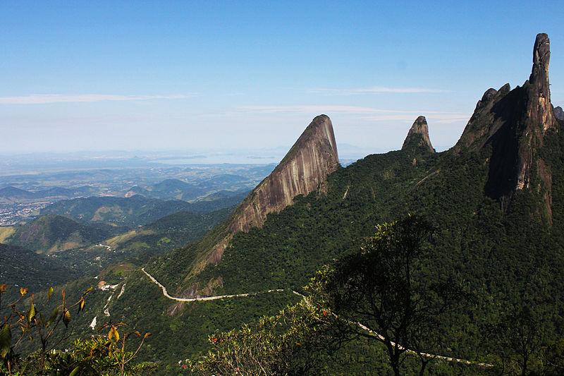 Vista soberba, heim!! Foto: Hugo Duarte/Wikimedia Commons