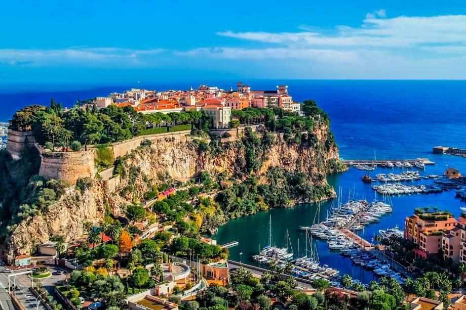 Mônaco é a nação com maior incidência proporcional de milionários