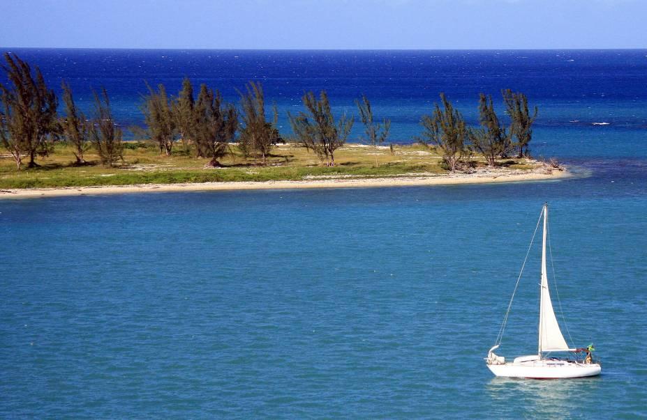 Cruzeiro na Montego Bay, Jamaica