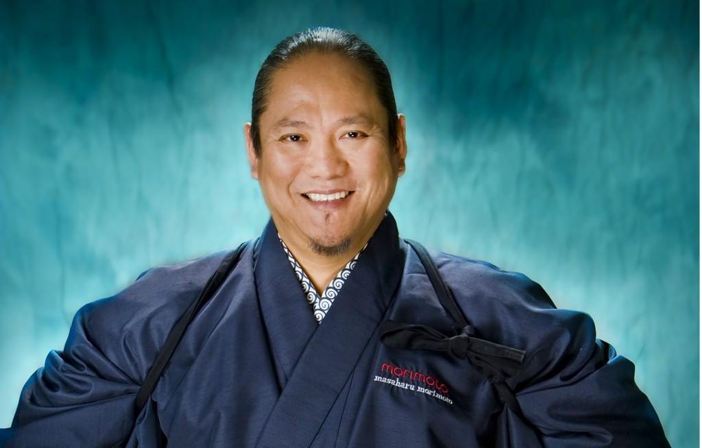 Chef Morimoto (Foto: divulgação)