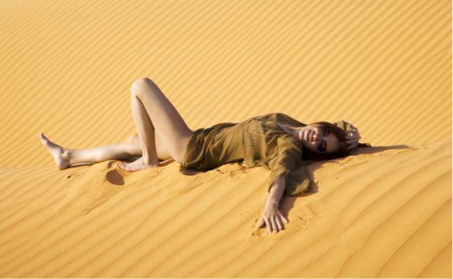 Num vai rolar sensualidadtchi...[Fotos: iStock]