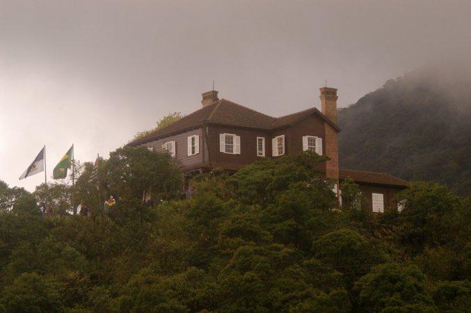 O Museu Castelinho, latitude sentinela / Divulgação