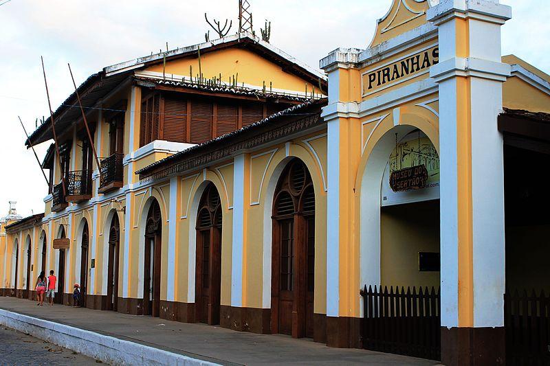 No meio do sertão tinha um museu (foto: Walter Antônio do Livramento/Wikimedia Commons)