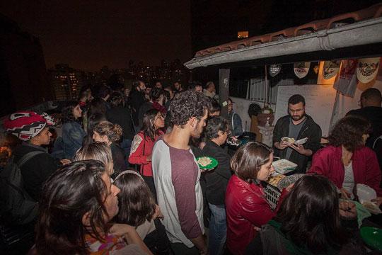 Na Fatiado, as terças são de Jantar dos Refugiados / Divulgação