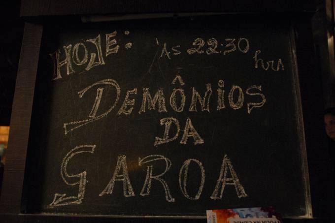 O melhor som do Bar Brahma / Foto: Bia Parreiras