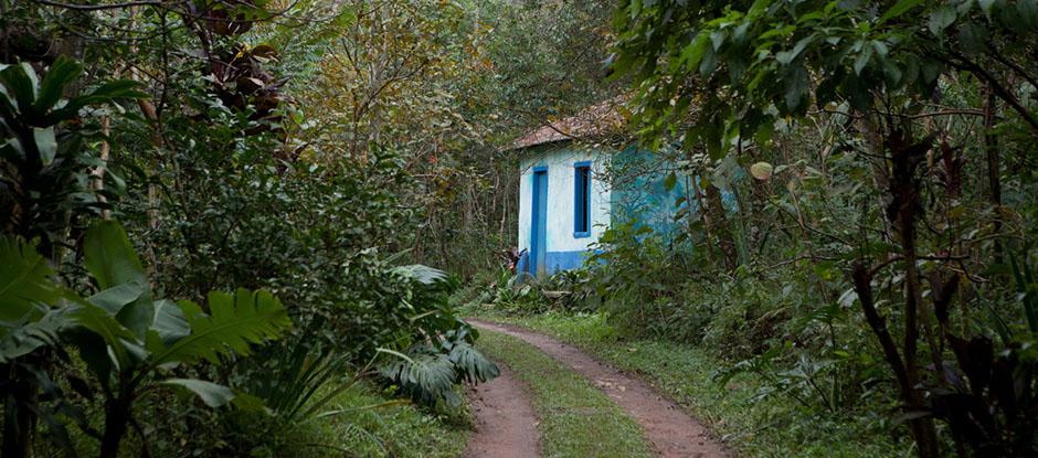 O Refúgio, alojamento com ares coloniais / Divulgação