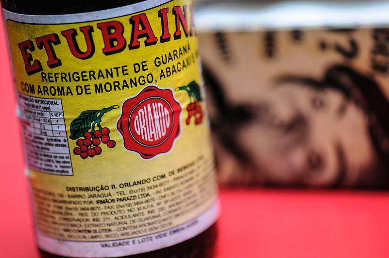 O Tubaína Bar e seus rótulos raros / Divulgação