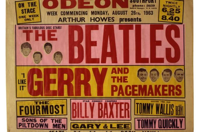 Olêlê, olálá, os Beatles vem aí / Reprodução