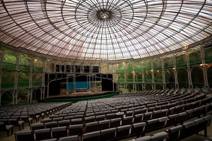 Ópera de arame, Curitiba, Paraná, Brasil