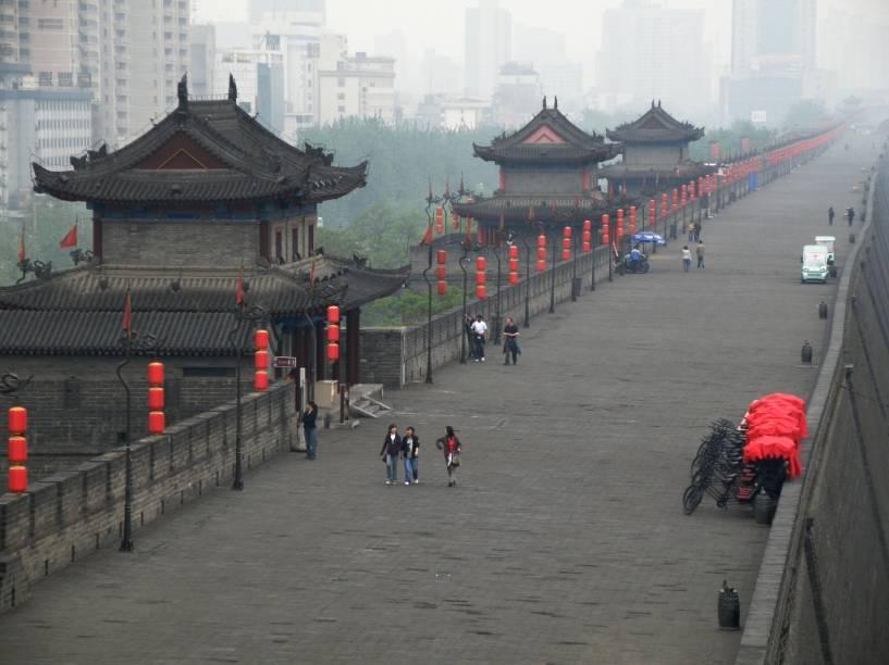 Muralhas de Xian