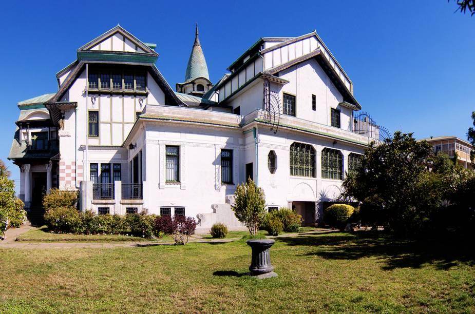 O Palácio Baburizza está fechado por tempo indeterminado desde 1997 - a casa está muito deteriorada. Entretanto, ainda é possível se encantar com os detalhes da fachada que fica no Paseo Yugoslavo, no Cerro Alegre