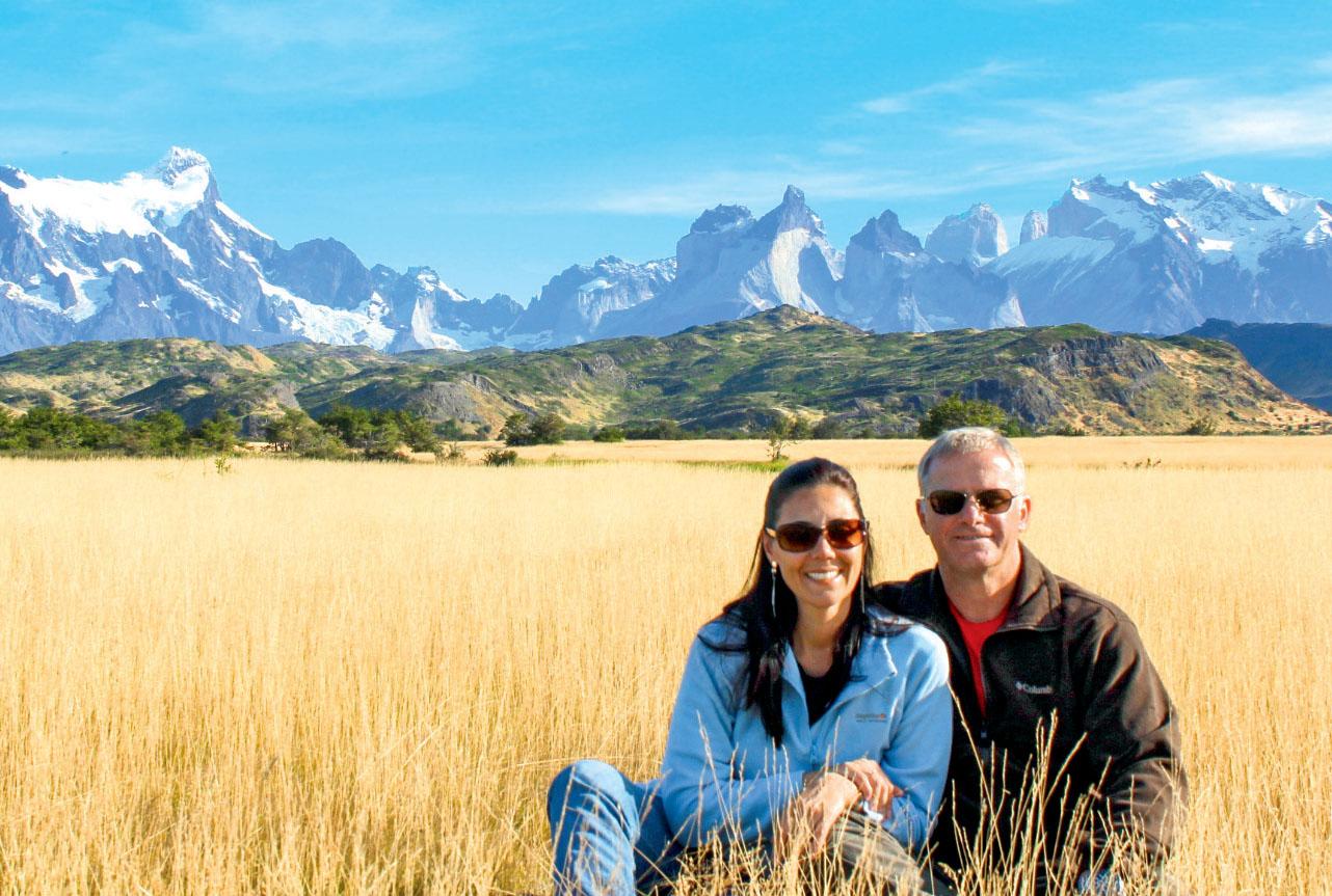 SCRAPBOOK: Parque Torres del Paine, no Chile