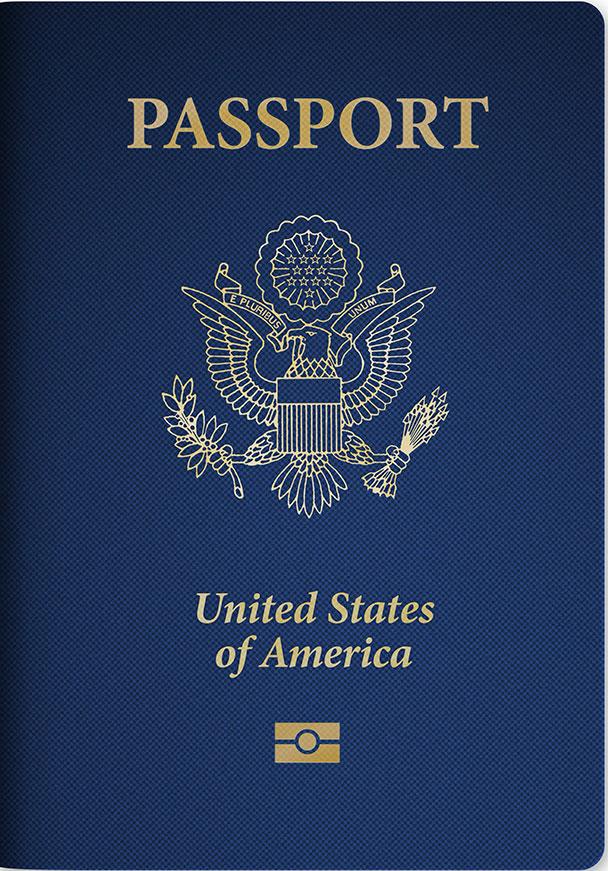 passaporte eua