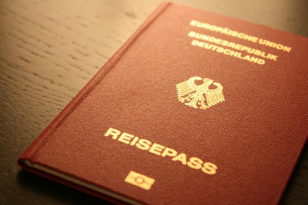 Passaporte alemão: o mais poderoso de todos (Foto: Wikimedia Commons)