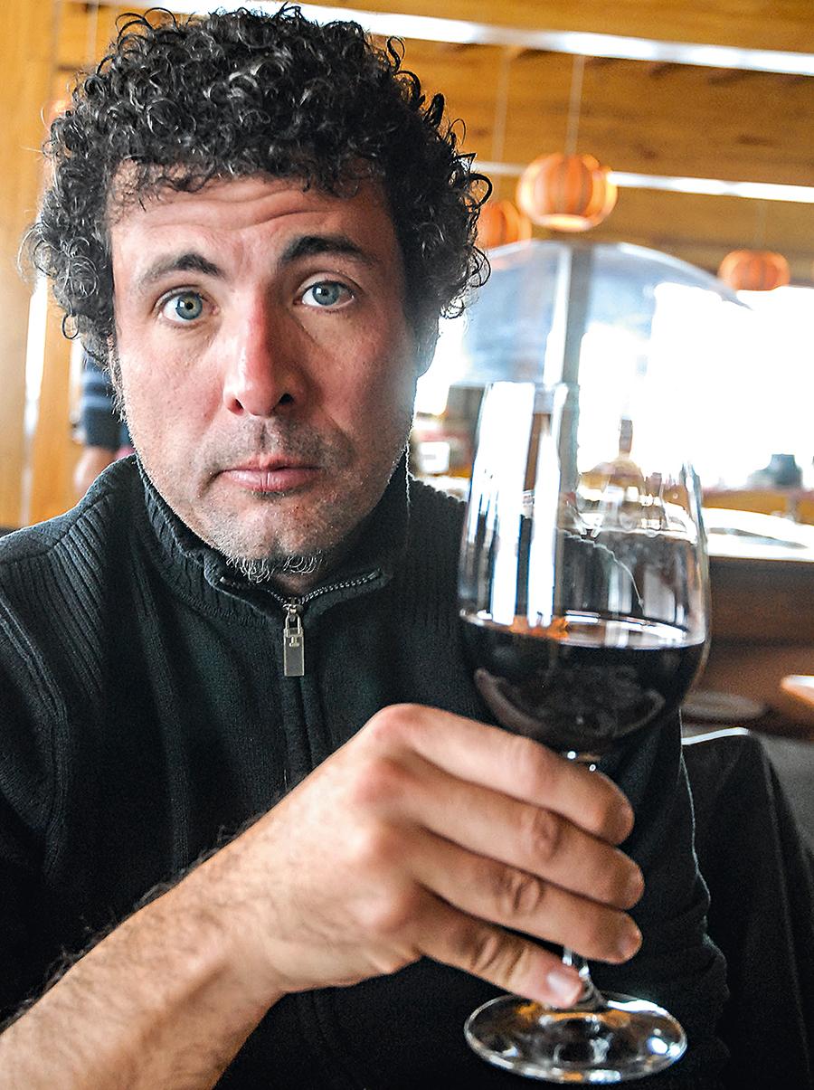 Paulo Vieira não lembra onde gastou o seu cenzinho (foto: arquivo pessoal)
