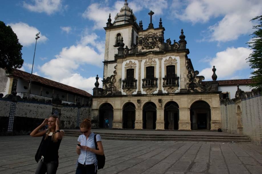 O Mais importante conjunto de arte barroca da Paraíba está no Cultural São Francisco, em João Pessoa (PB)