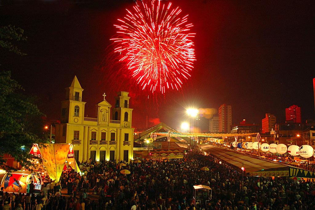 Festa de São João em Campina Grande (PB)