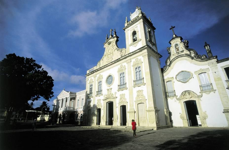 Igreja Nossa Senhora do Carmo em João Pessoa (PB)