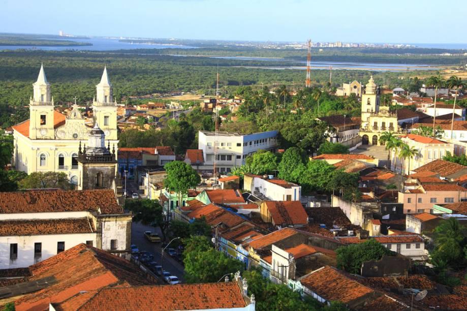 A terceira capital mais antiga do país, João Pessoa (PB) impressiona pela riqueza do conjunto arquitetônico de seu Centro Histórico