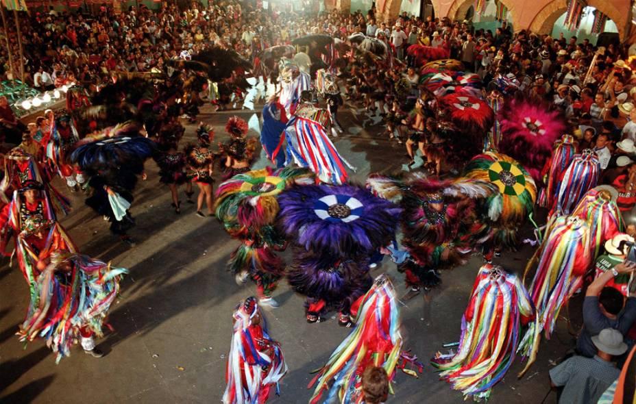 Uma das maiores festas de São João do mundo, a Festa Junina de Curuaru (PE) começa em maio e vai até o fim de junho