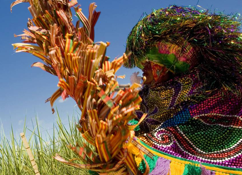 O Maracatu Rural tem origem no estado de Pernambuco
