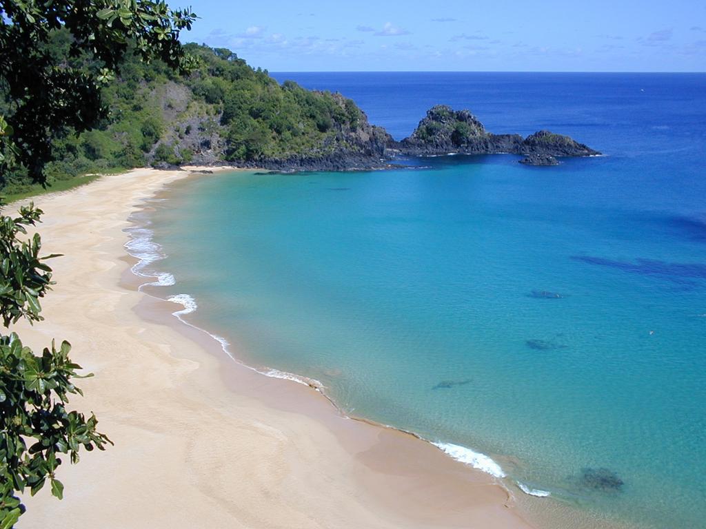 Praia da Baía do Sancho, Fernando de Noronha, Pernambuco