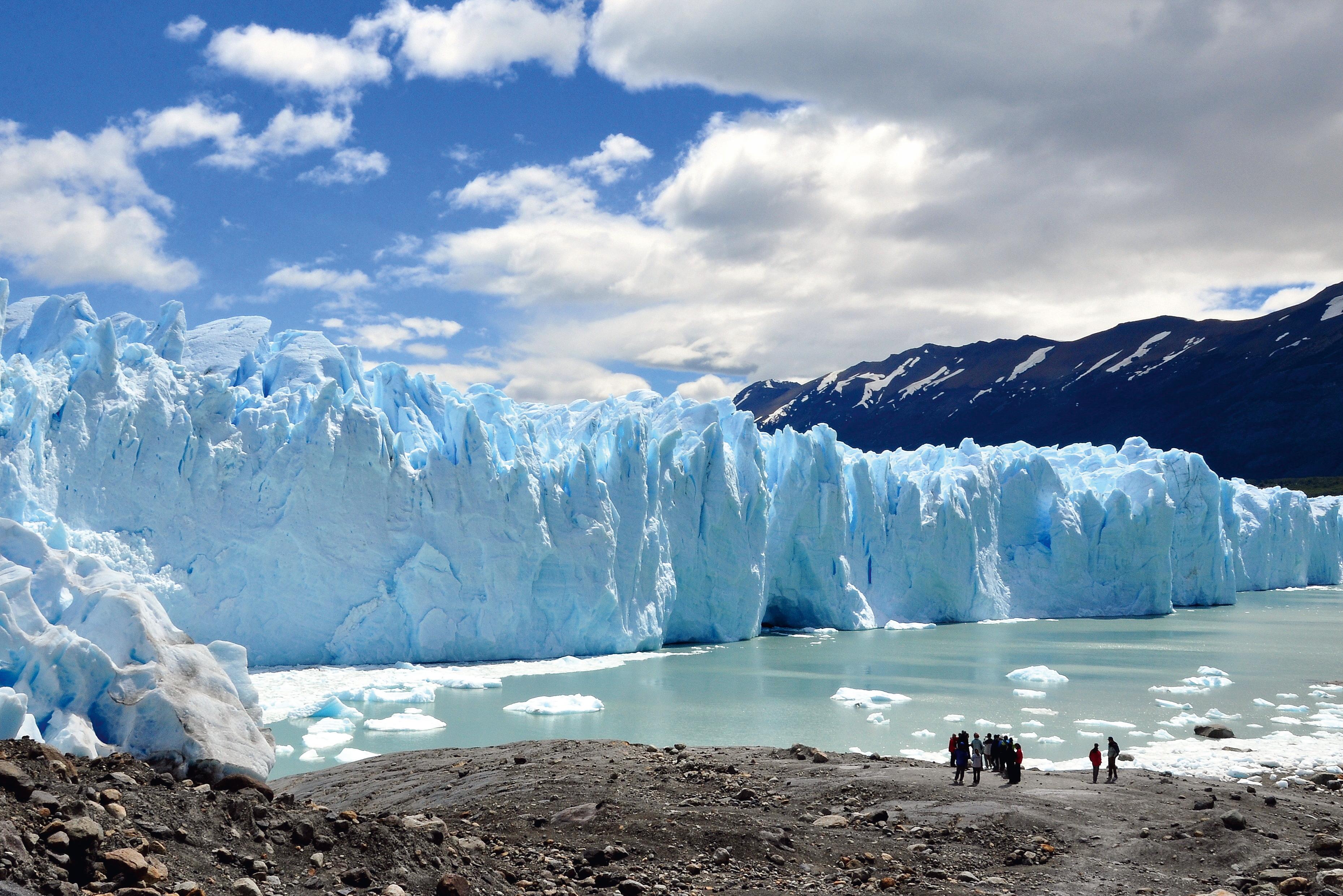 O descomunal, cérebre, ilustre Perito Moreno