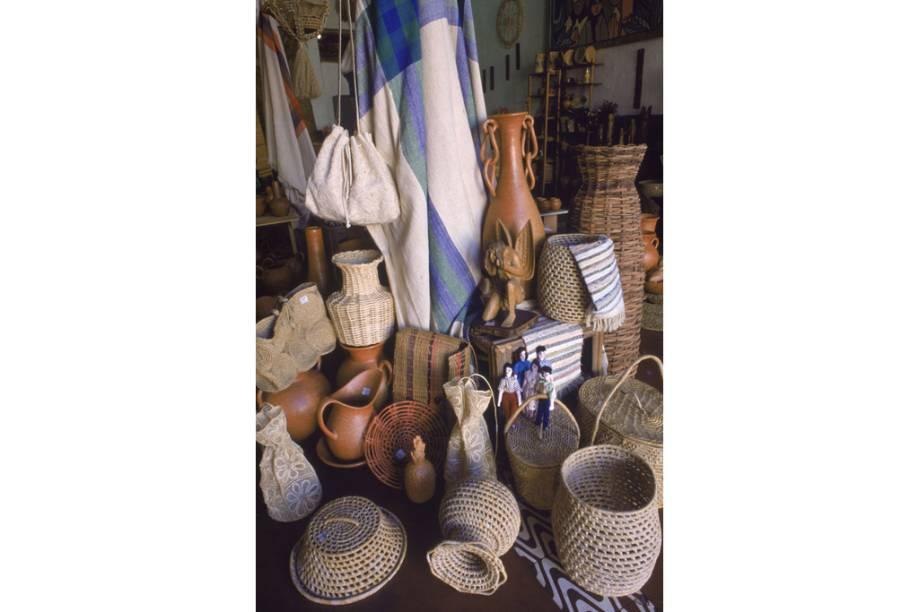 Loja de Artesanato no Piauí