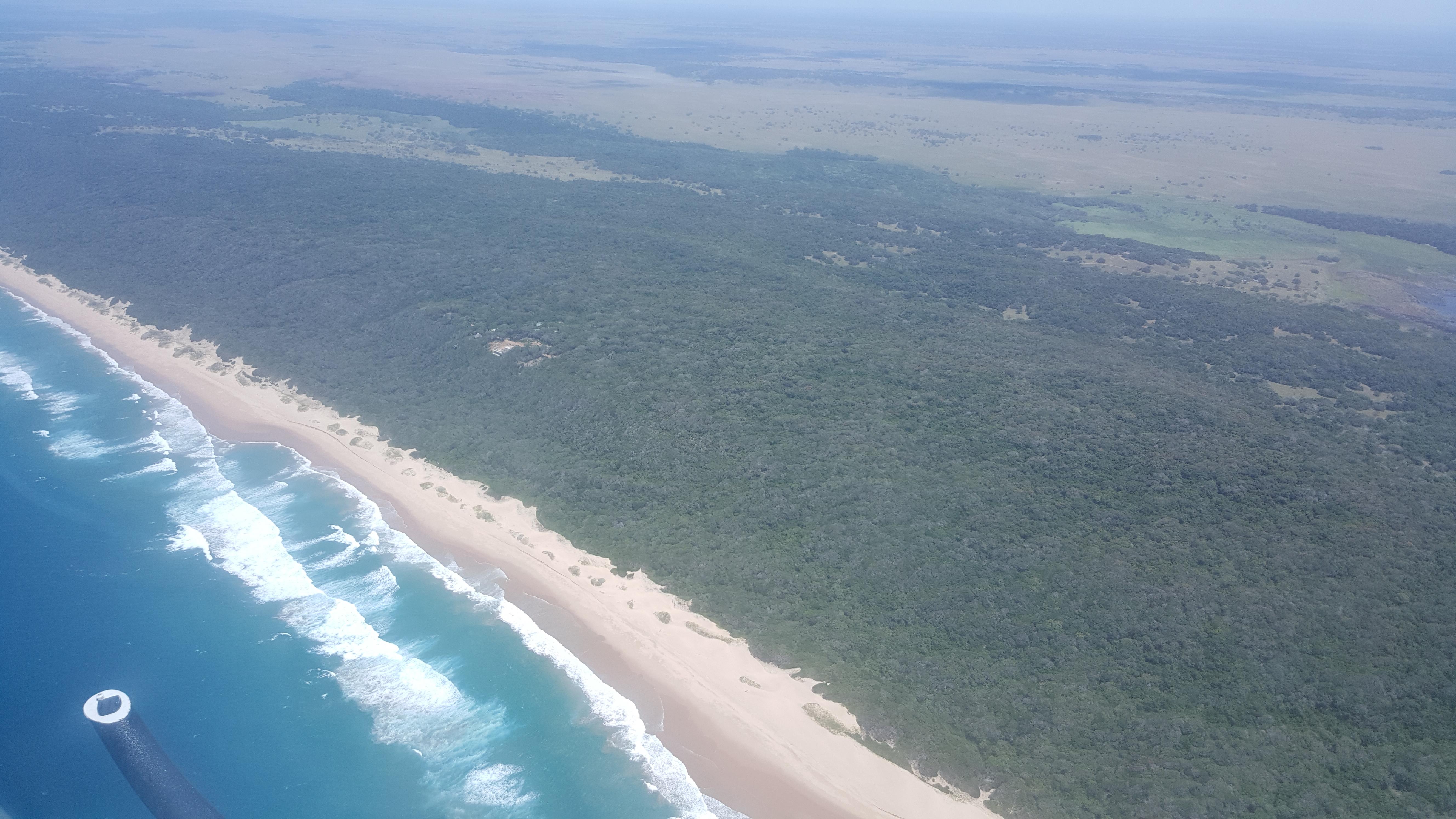 Moçambique: quilômetros e quilômetros de praias virgens