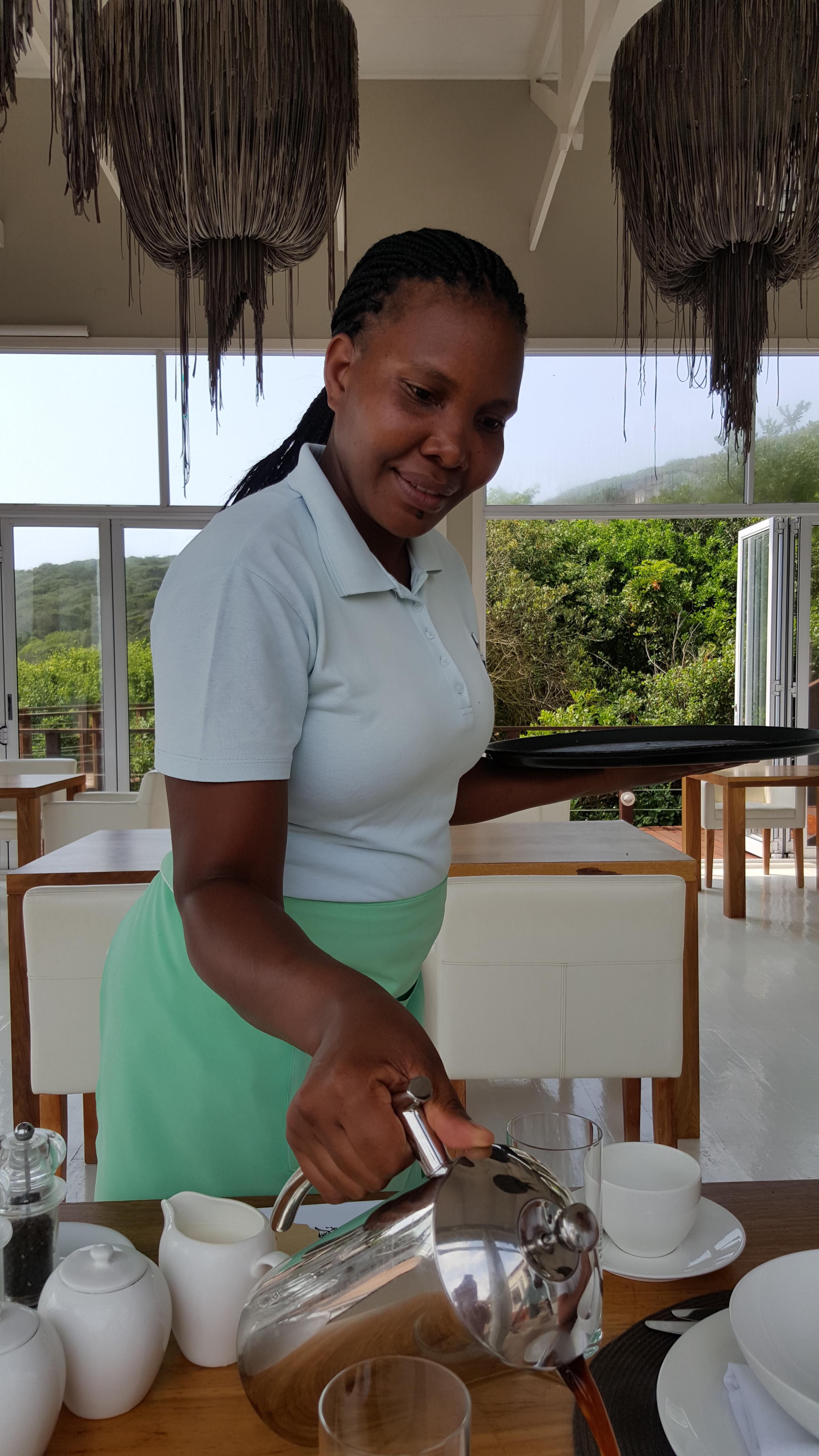 E Maria, com toda a doçura moçambicana