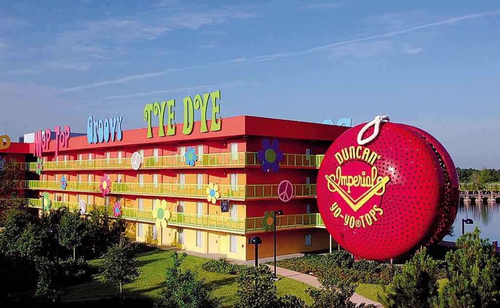 Pop Century Resort em Orlando
