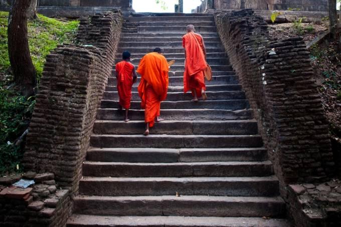 Polannaruwa, Sri Lanka
