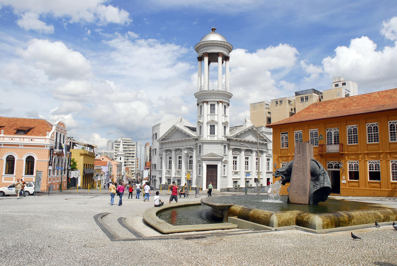 Centro Histórico de Curitiba (PR)