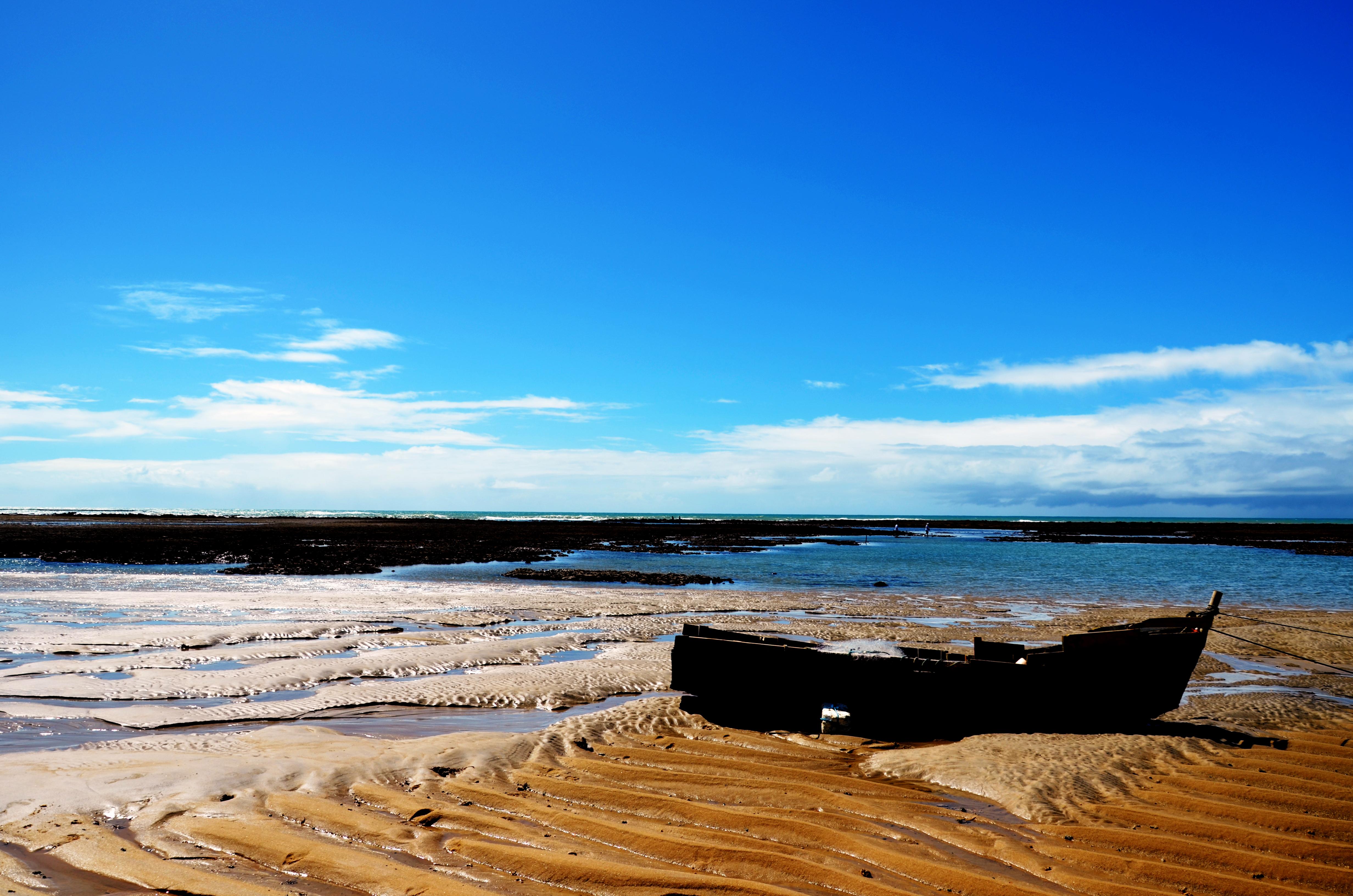 Praia de Itapororoca, Trancoso, Bahia