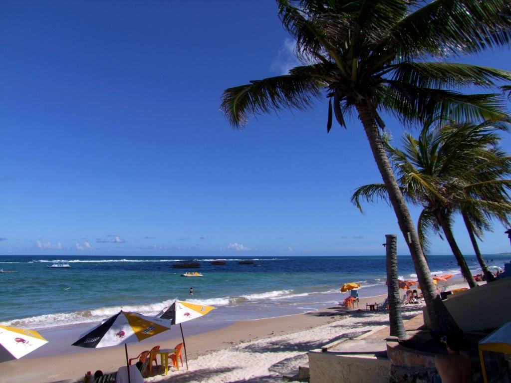 Cadeiras na Praia do Francês, Alagoas