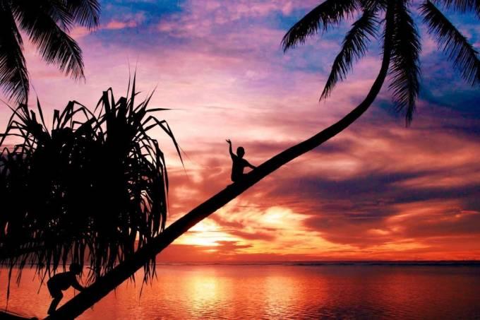 resort micronesia ilha